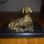 figurka-dog-bronza