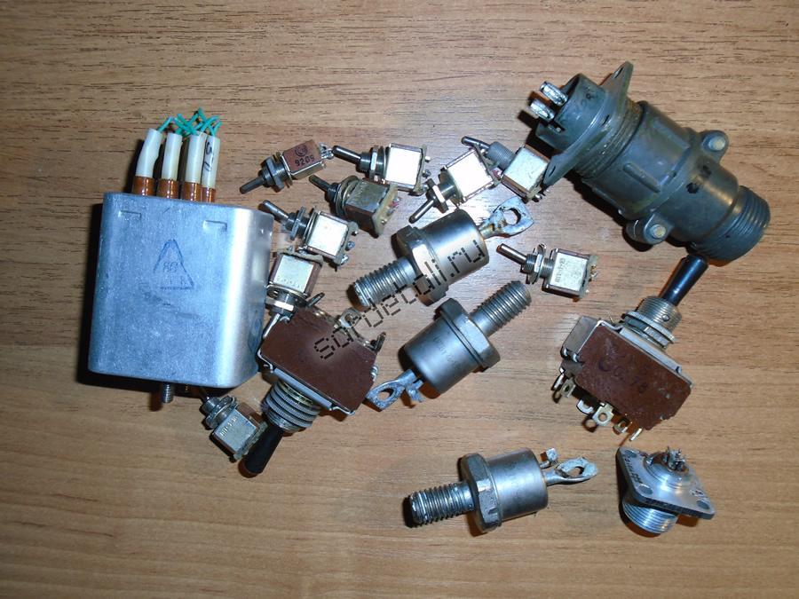 Скупка импортных конденсаторов цена и фото